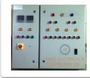Sheet Metal Electrical Process Control Panel