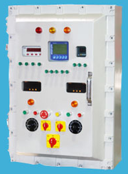 FLAMEPROOF INSTRUMENTATION PANEL