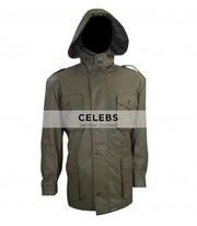 Killing Season John Travolta (Emil Kovac) Leather Coat