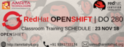 Learn Red Hat OpenShift from RedHat Training Partner and Get Certified