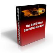 Golf Swing Speed Challenge