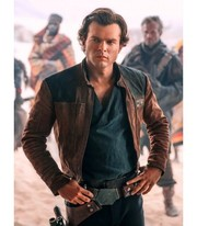 Solo A Star Wars Story Alden Ehrenreich Jacket