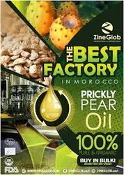 ZINEGLOB: MOROCCAN MANUFACTUER AND EXPORTER OF PRICKLY PEAR OIL