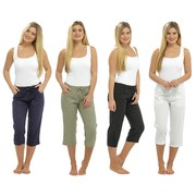 Some Trendy Ways To Keep Your Store 3/4 Trousers!