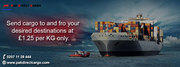 Time to make you Cargo as easy and affordable as possible