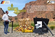 Latest 3D Metal Detector-GROUND NAVIGATOR