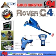ROVER C4-Latest OKM Metal Detector/Ground Scanner