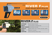 GerDetect RIVER F-World's Best Water Finder