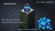 Hostonepk offering the best web hosting in Pakistan