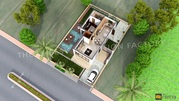 3D Club Floor Plan