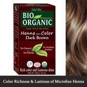Buy Indus Valley Natural Gel Hair Color at best price