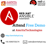 Learn Red Hat Ansible from RedHat Training Partner and Get Certified