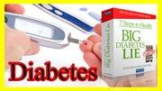 The Big Diabetes Lie