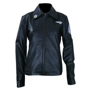 24 SEASON 8 KIEFER SUTHERLAND BLACK JACKET