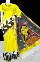 Buy Silk & Cotton Sarees online In India
