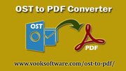 OST to PDF Converter to Save & Migrate Emails from OST File to PDF