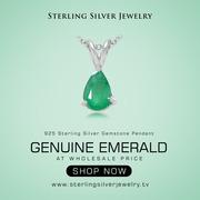 Sterling Silver Pendants | Wholesale Silver Jewelry Online