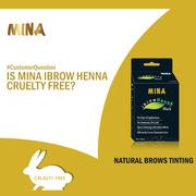 MINA Professional Ibrow Henna Tinting Kit