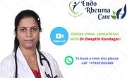 Dr.Deepthi Kondagari - Best Endocrinologist in Hyderabad|Endocrinologi